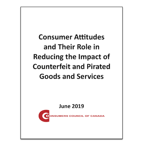 Consumer Attitudes and Reducing the Impact of Counterfeit and Pirated Goods and Services [EPUB]