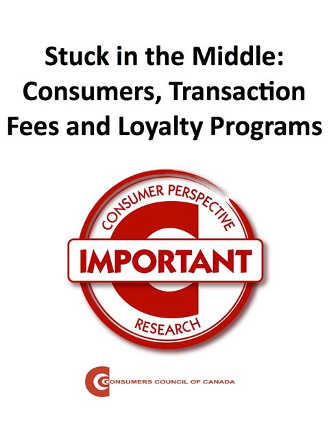 Stuck in the Middle: Consumers, Transaction Fees and Loyalty Programs [EPUB]