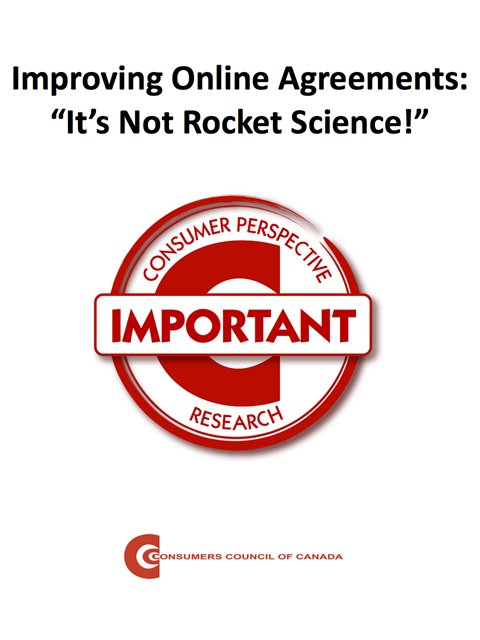 "Improving Online Agreements: ""It's Not Rocket Science!"" [EPUB]"