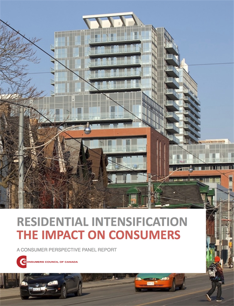 Residential Intensification: The Impact on Consumers [EPUB]